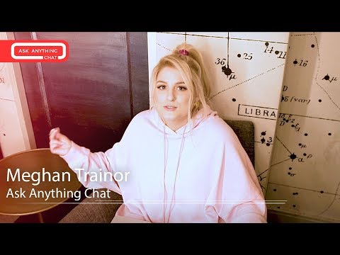 Meghan Trainor Impersonates Harry Styles