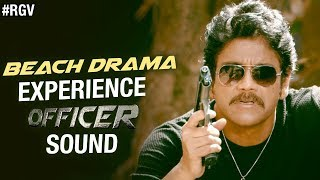 Telugutimes.net BEACH DRAMA - Experience OFFICER Sound
