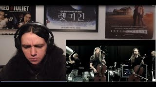 SABATON feat. Apocalyptica - Angels Calling  Reaction/ Review