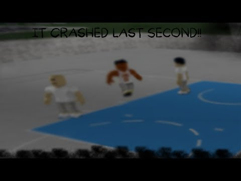 THE GAME CRASHED AT LAST MINUTE!!!! | Roblox RB World 2