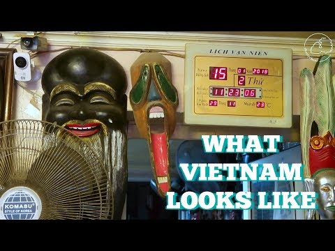 What Does Vietnam Look Like!? | HANOI, VIETNAM | charlycheer