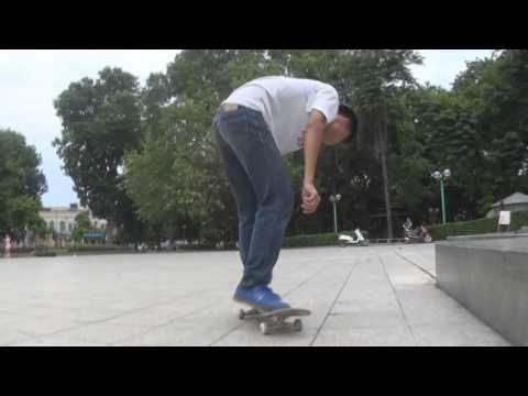 Biết Yêu ở Lenin - Long Bien Skate Team