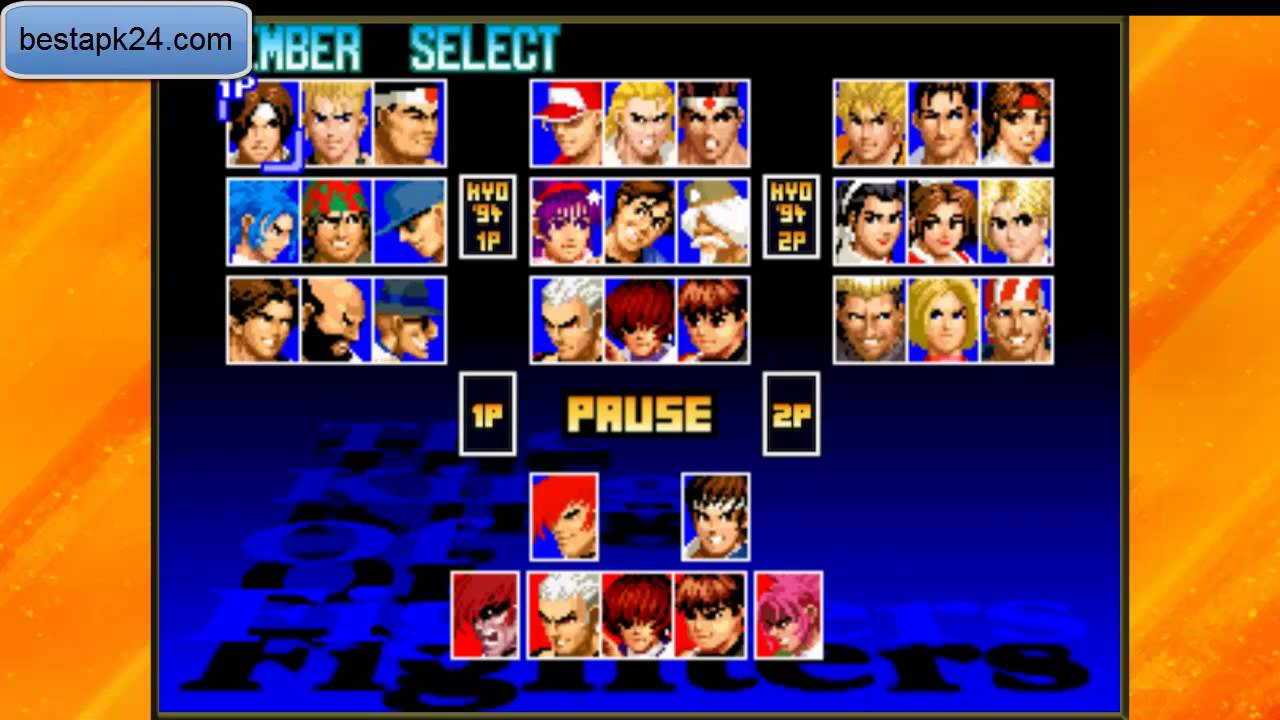 king of fighters 97 startimes