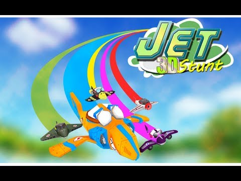 JetStunt 3D GamePlay