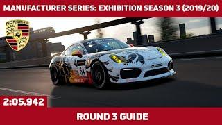 Gran Turismo Sport - Manufacturer Series Guide (Exhibition 2019/20 Season 3 Round 3): Porsche