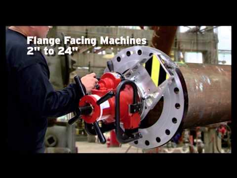 Oil & Gas, Refinery Pipe Repair & Pipe Maintenance by E. H. Wachs. Call 800-323-8185.