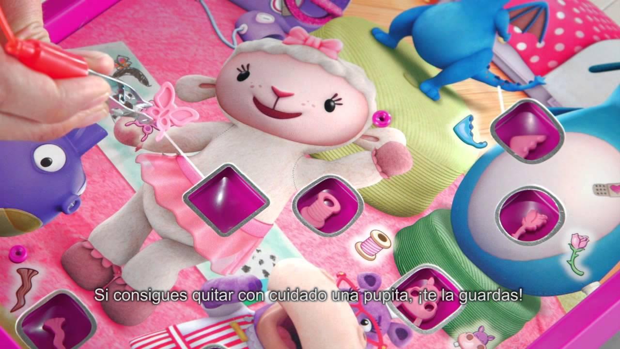 Hasbro Gaming Operacion Doctora Juguetes Youtube