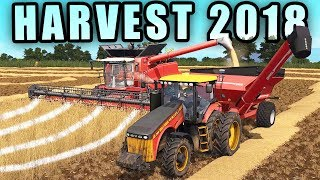 WE'RE READY! HARVEST 2018 IS HERE!  | FARMING SIMULATOR 2017