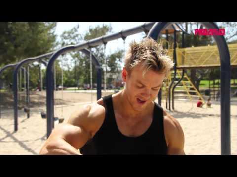 Park Workout - Rob RIches