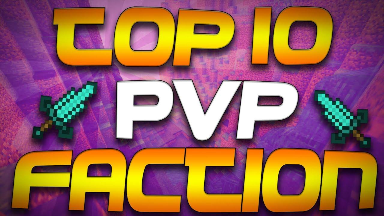 Top 10 Serveurs Pvp Faction 1 8 Crack Fr Youtube