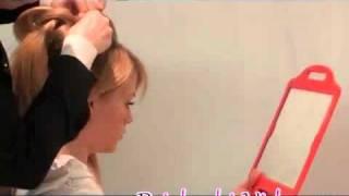 свадебная прическа с диадемой видео 00(, 2012-01-11T21:48:05.000Z)