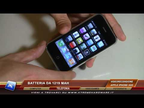 Videorecensione Apple iPhone 3GS