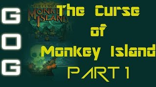 The Curse of Monkey Island Part 1 | Good Old Games