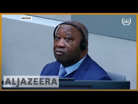 🇨🇮 ICC to rule on release of Ivory Coast's Laurent Gbagbo l Al Jazeera English