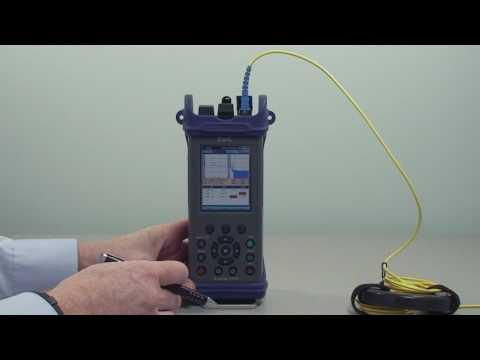 M310 Enterprise OTDR 4 OTDR Reviewing Results