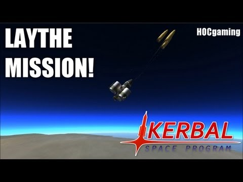 Kerbal Space Program: Laythe Mission! (Version 0.17)