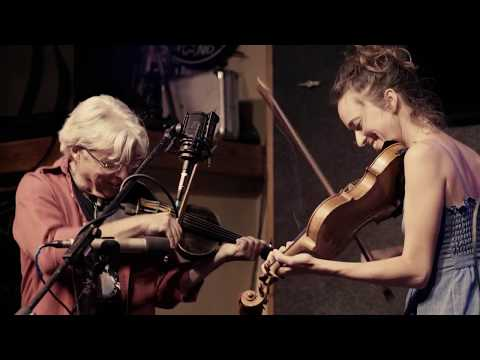Darol Anger and Brittany Haas - 2017 Targhee Music Camp