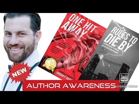 Interviewing Jordan P. Barnes | Author Awareness August
