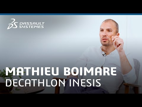 Mathieu Boimare, Decathlon Inesis, on Consumer & Shopping Experience in Retail – Dassault Systèmes