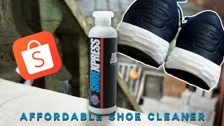 HOW TO CLEAN YOUR SNEAKERS WITH SHOEXPRESS | Shoe Cleaner | Review