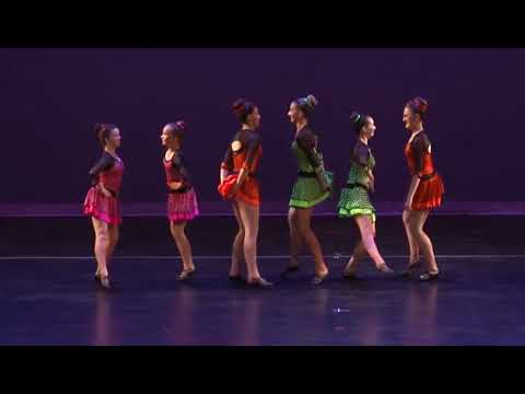 Brigadoon Dance Academy choreography