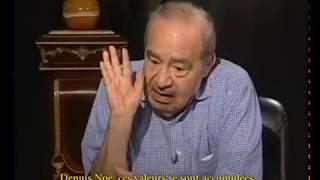 Mohamed Shahrour Qu'est-ce que l'Islam? srt français محمد شحرور ما هو الإسلام بالفرنسية