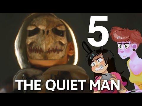 BIRD Man - The Quiet Man Part 5 (2 Girls 1 Let's Play Gameplay)
