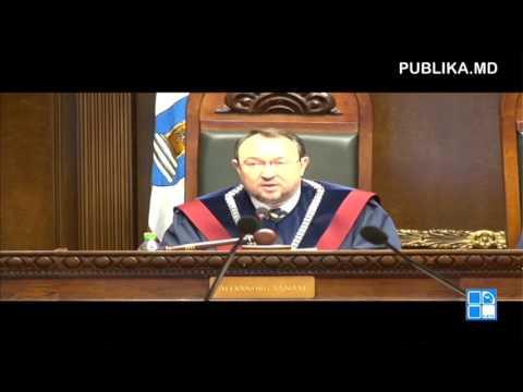 Curtea Constitutionala: Președintele țării va fi ales de popor
