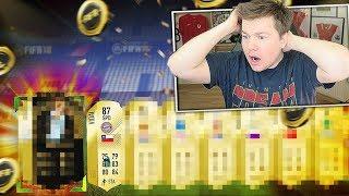 🔥😱WYDAŁEM 2.000.000 NA PACZKI!!!!💰🔥 FIFA 18