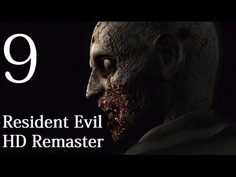 Warning Light Indicates An Emergency (Resident Evil HD Remaster, Part 9)