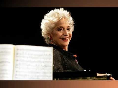 "Teresa Berganza ""Que veulent dire"" La Perichole, Offenbach"