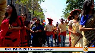 One India 2015 Procession Highlights | LPU