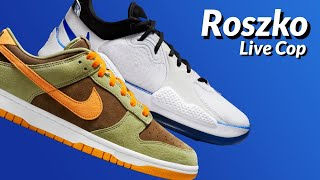 LIVE COP: Nike Dขnk Low Dusty Olive & PG5 PlayStation