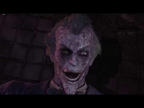 Batman: Arkham city: Evita que el joker tome la cura y se haga inmortal