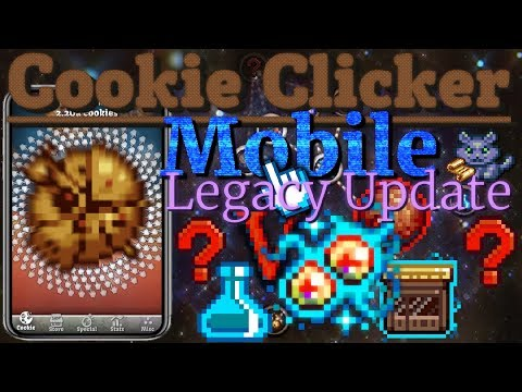 Cookie Clicker Mobile: