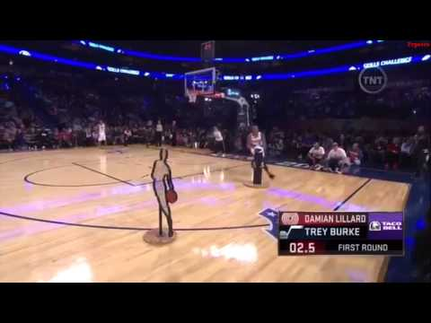 NBA All-Star 2014 / Taco Bells Skills Challenge Full