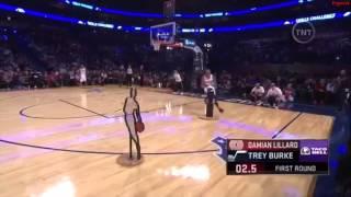 NBA All-Star 2014 / Taco Bells Skills Challenge Full