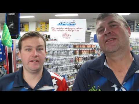 Trellys Tackleworld - Fishing Report & News 30/11/16