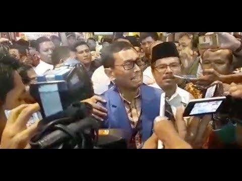 Calon Gubernur Sumut JR Saragih Menangis karena Tidak Diloloskan KPU