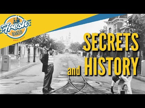 Hidden Walts   Search for hidden references to Walt Disney   Disneyland Secrets and History
