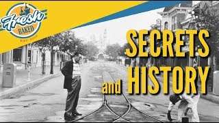 Hidden Walts | Search for hidden references to Walt Disney | Disneyland Secrets and History
