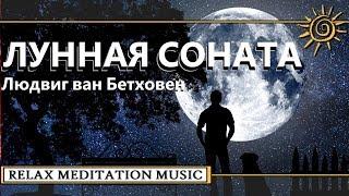 Beethoven: Moonlight Sonata, Op. 27 No. 2, Adagio sostenuto. ♫