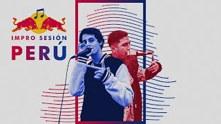 Jaze & Choque | Red Bull Impro Sesión (Vertical video)