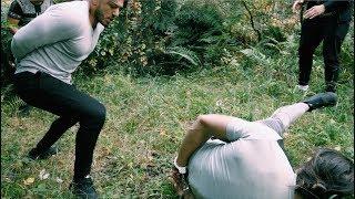 COMBAT VIOLENT MENOTÉ : ALEX vs PJ  (ft EZBIRI FIGHT TV)