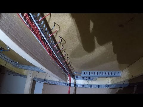 Building a Model Railway #11 – Fiddle Yard Wiring – Part 4