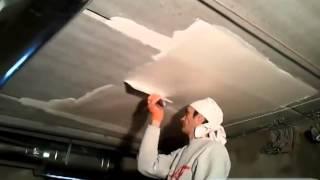 выравниваем потолок своими руками. Ч.1.