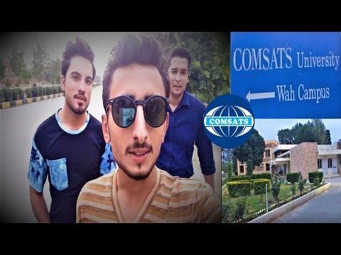Comsats University Wah|#Pashto Vlog|Wah Medical College|#Beautiful Places