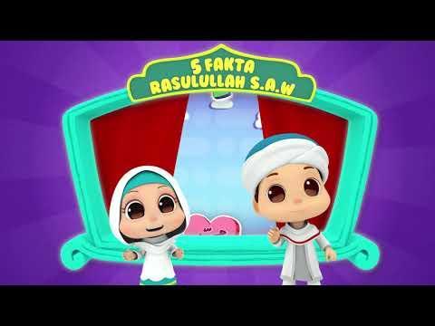 Istimewa Maulidur Rasul | 5 Fakta Rasulullah S.A.W | Omar & Hana