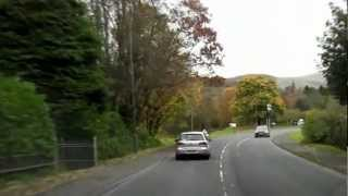 A Drive to Moffat, Dumfries & Galloway 2012