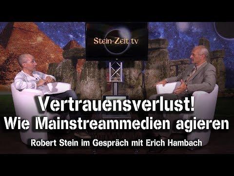 Vertrauensverlust! Ein Lied über die Massenmedien - Erich Hambach bei SteinZeit